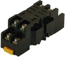 Relaissockel 10A 8 Pins für Hochleistungsrelais