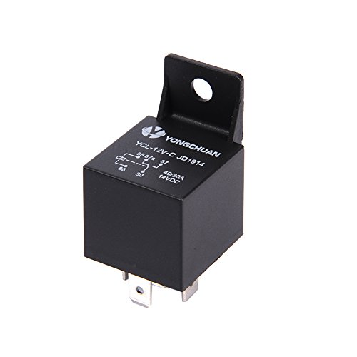 KFZ Relais Automotive 12V 30A Universal 5 Pin Relay