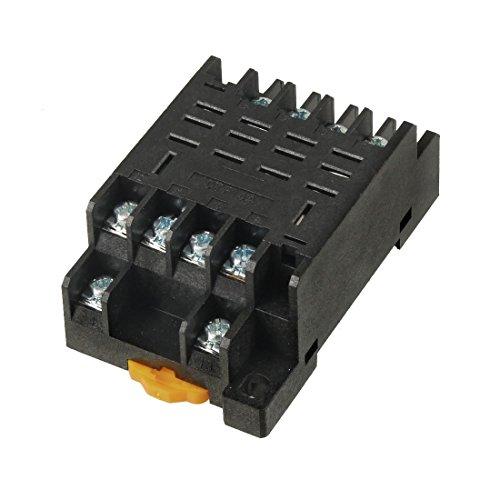 250VAC 14-Pin DIN-Schienen-Montage Relaissockel Sockel für HH54P