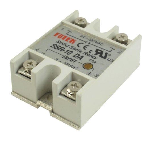 250V 10A SSR-10DA Halbleiterrelais für Temperaturregler