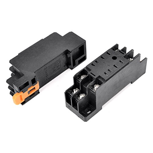 AC 220 V 5 A/DC 24 V 5 A 8 Pin PYF08 A Relay Socket Basis für HH52P My2nj