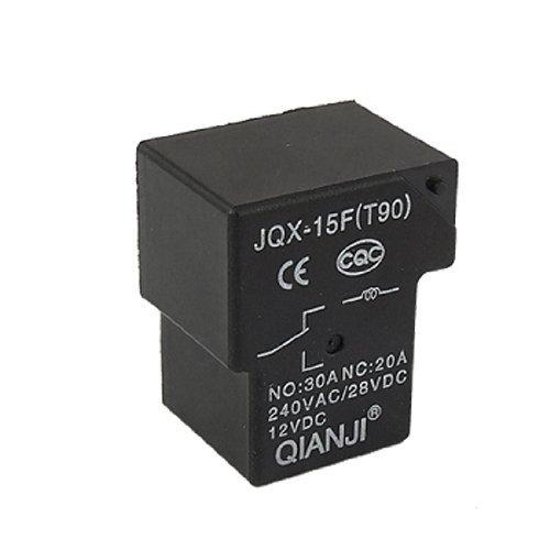 JQX-15F 12V DC PCB Type Relais SPDT 6 Pin