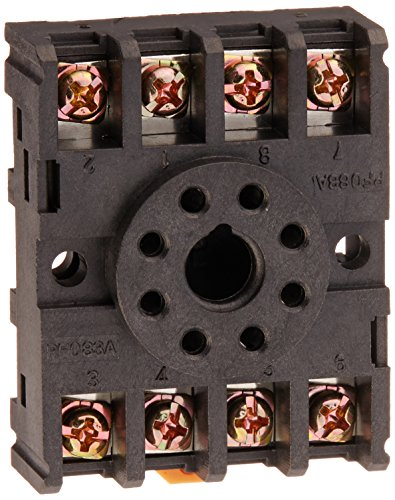 5 x 8 Pin Power Timer Relay Socket Base-Halter PF083 A für jtx-2 C