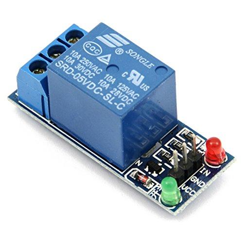 1-Kanal Relais Modul 5 V / 230 V LED Relay für z.B Arduino Raspberry Pi