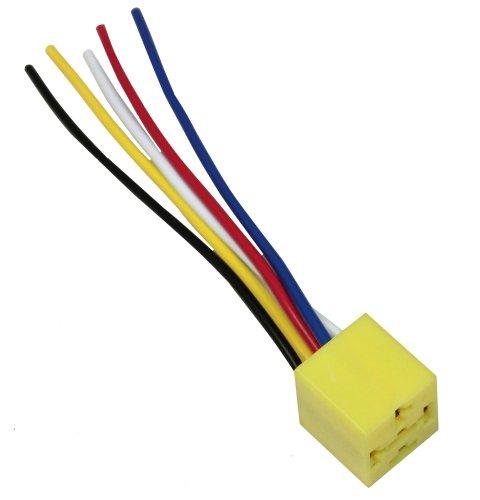 Aerzetix – Relais-Sockel 4 oder 5 Pins