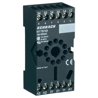 TE Connectivity Relaissockel MT78740